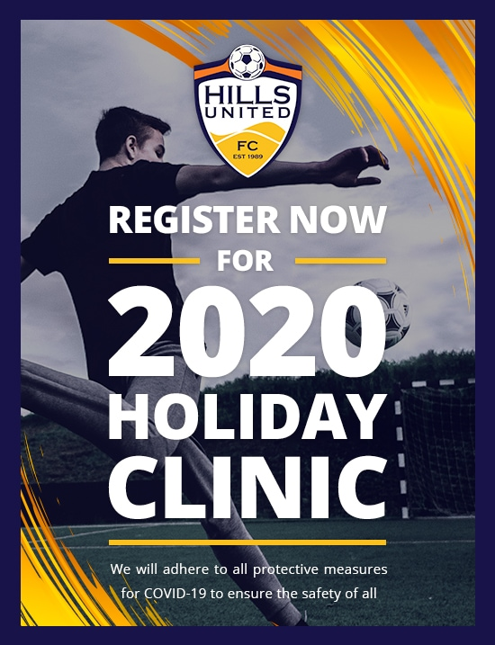 Register for 2020 Holiday Clinic